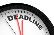 Approaching competition deadlines!