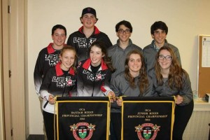 bantam-junior mixed