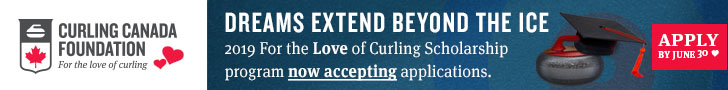 Love of Curling Scholarship