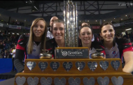 Team Homan Claims Scotties Title