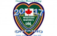 Team Curtis Runner Ups at Canadian Masters Championship
