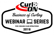 FREE Business of Curling Webinar Series Unveiled for 17/18 Season