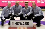 Team Glenn Howard Selected to Represent Canada in Americas Zone Challenge