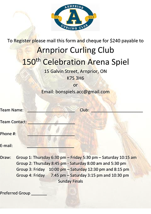 Arnprior Celebrates 150 years of Curling ARENA-2