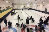 Wheelchair tryCURLINGnow.ca Event Draws New Paracurlers To Ilderton CC