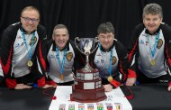Cochrane Takes Gold, Madonia Bronze at Everest Canadian Seniors