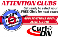 CurlON Releases 2018-19 Clinic Team Program Details