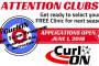 Applications Now Being Accepted for 2018 For the Love of Curling Scholarships