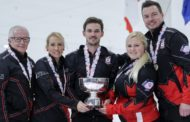 Ontario's Team Anderson Crowned 2018 World Mixed Champions