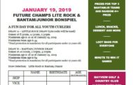 Future Champs and Bantam Junior Bonspiel - Youth