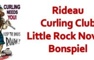 Rideau Curling Club - Little Rocks Novice Bonspiel - Youth