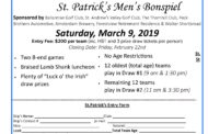 Men's St. Patrick's Day Bonspiel - Male
