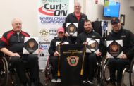 Team Armstrong win Ontario Wheelchair Provincial Championships