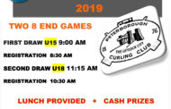 U15 & U18 Youth Cash Spiel