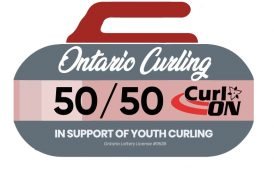 CurlON Launches ONTARIO wide online 50-50 Lottery